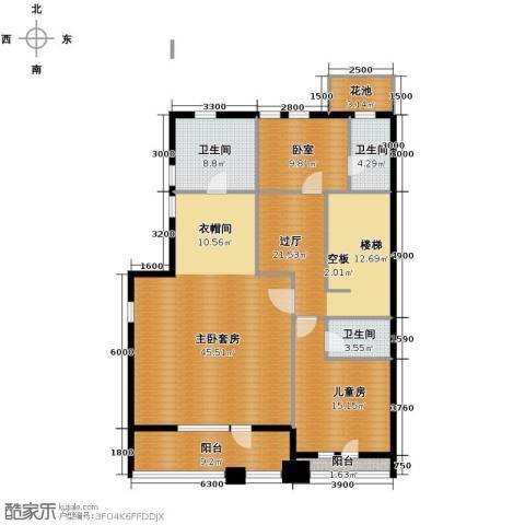 中信城2室1厅1卫0厨270.00㎡户型图
