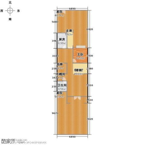 保利红珊瑚4室2厅4卫0厨193.00㎡户型图