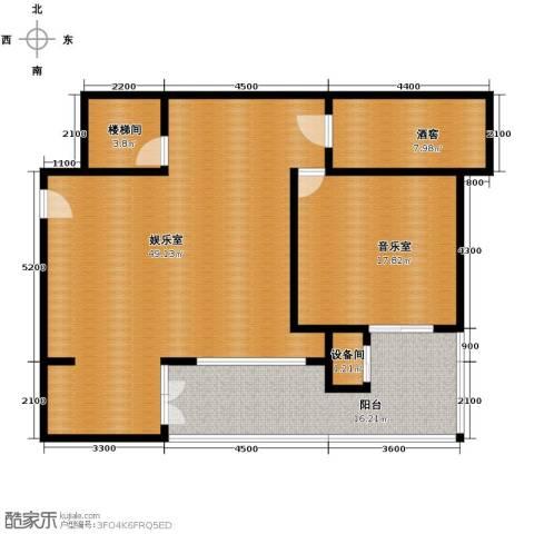 廊坊孔雀城4室3厅2卫0厨139.00㎡户型图