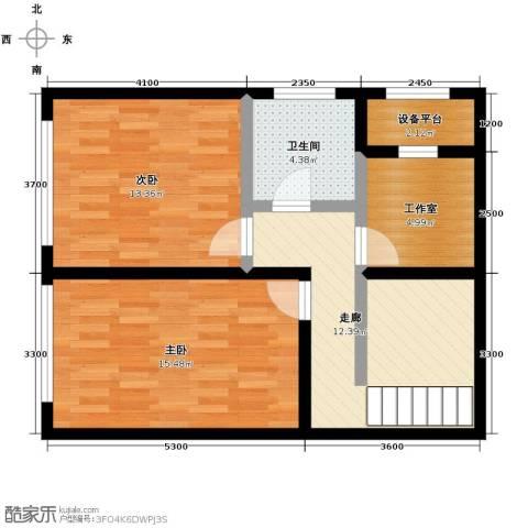 保利金香槟4室4厅4卫0厨79.00㎡户型图