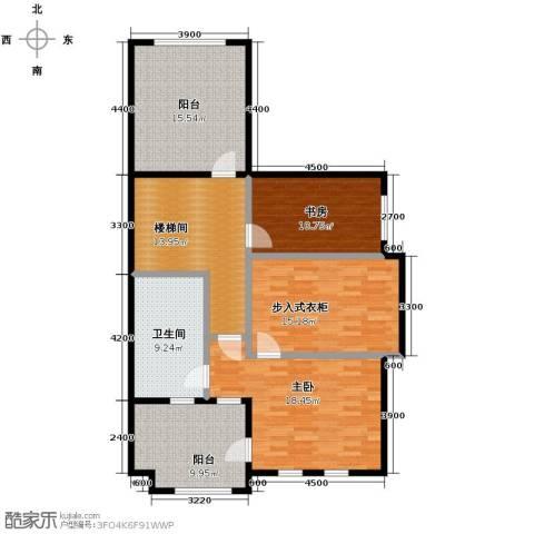 远洋戛纳小镇1室1厅1卫0厨130.00㎡户型图