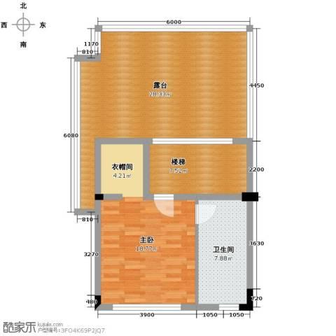 艾维诺森林2室0厅1卫0厨89.00㎡户型图