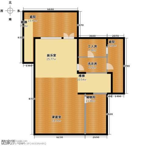 艾维诺森林3室2厅0卫0厨182.00㎡户型图