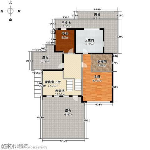 富力湾・半岛别墅220.00㎡户型图