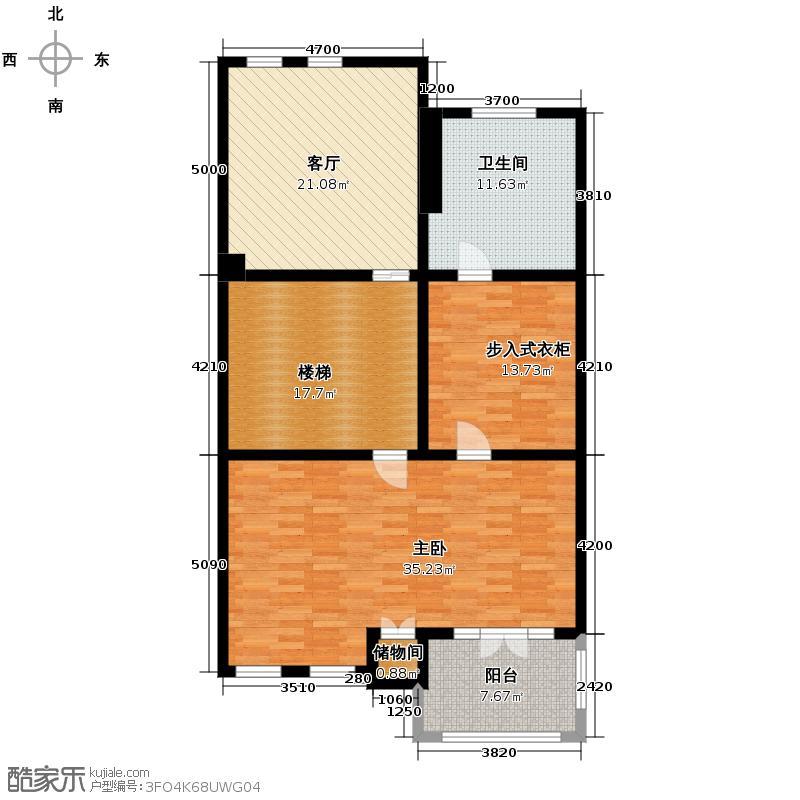 金科王府353.46㎡37-2-2三层户型10室