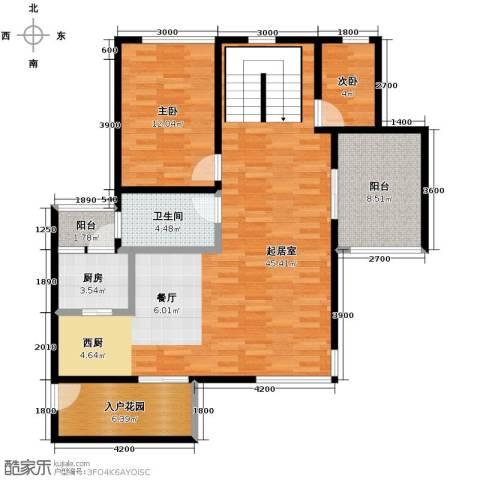 长江楚韵4室2厅3卫0厨227.00㎡户型图