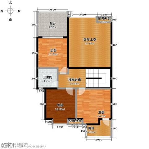 五星国色天香3室0厅1卫0厨243.00㎡户型图