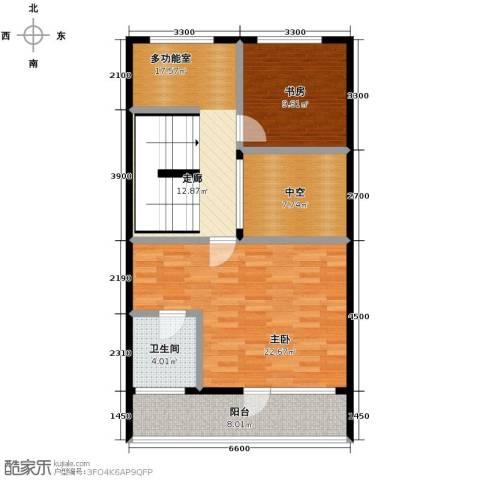 富士庄园三期樱花墅3室7厅3卫0厨99.00㎡户型图