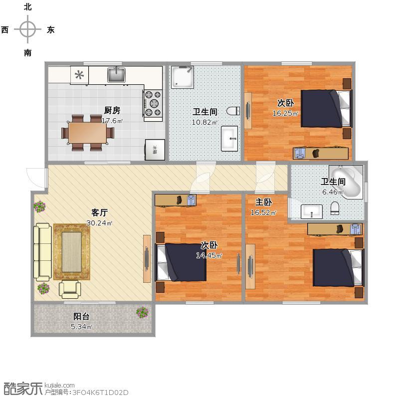 紫竹人家5-3-501