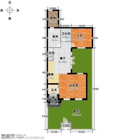 翠金湖美墅岛5室3厅3卫0厨261.00㎡户型图