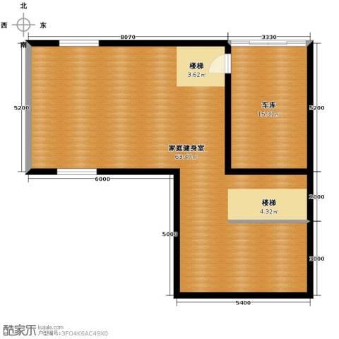 联发滨海琴墅1室1厅0卫0厨92.00㎡户型图