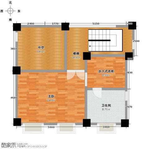 艾维诺森林2室0厅1卫0厨99.00㎡户型图