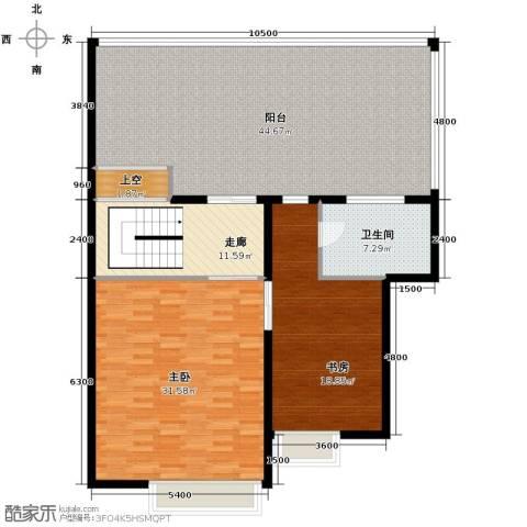 五星国色天香2室0厅1卫0厨289.00㎡户型图