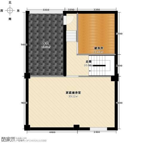 联发滨海琴墅2厅0卫0厨99.00㎡户型图