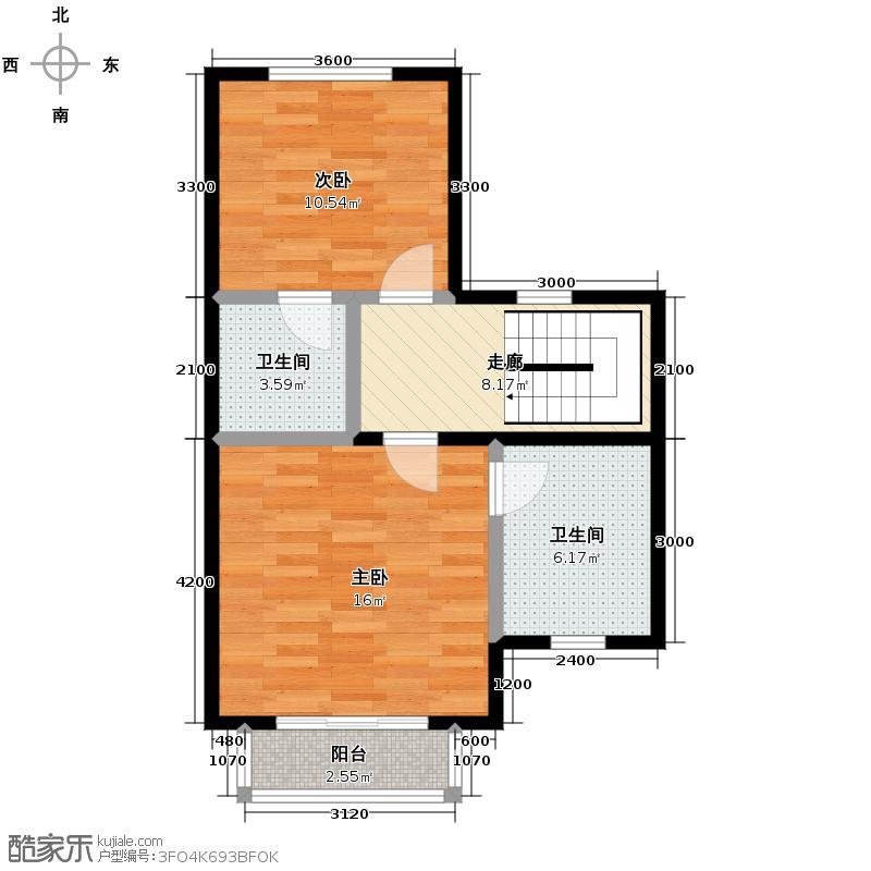 盘龙谷文化城220.00㎡盘龙谷・磐石坊a23层平面图户型10室