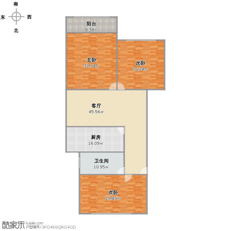 海棠苑户型图
