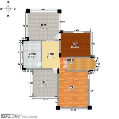 御泉山1室0厅1卫0厨176.00㎡户型图