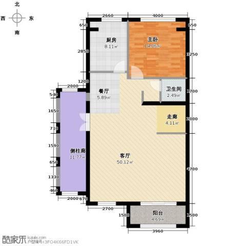 融科托斯卡纳庄园5室2厅4卫0厨212.00㎡户型图