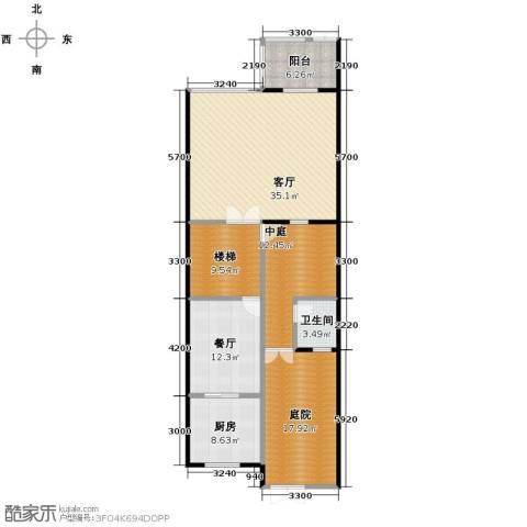 成都合院6室4厅4卫0厨330.00㎡户型图