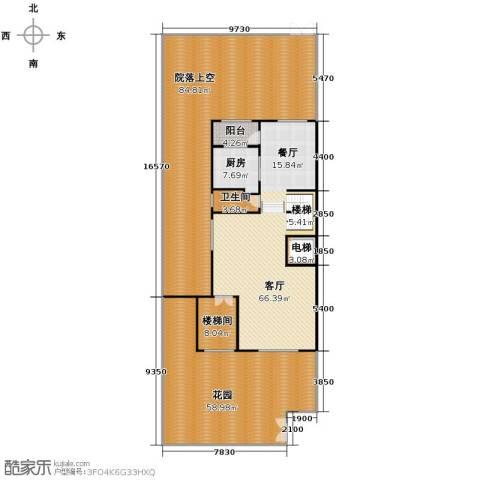 熙园山院5室3厅4卫0厨248.23㎡户型图
