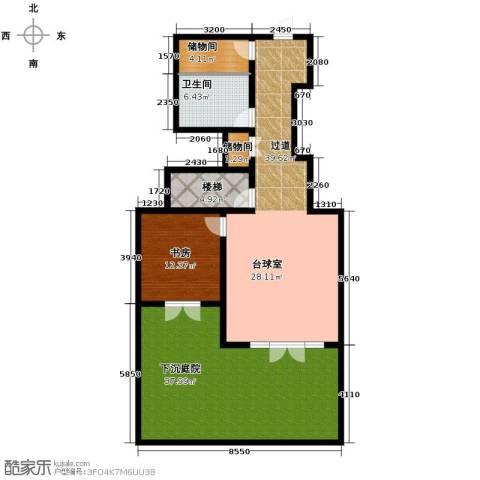 滨湖国际3室2厅4卫0厨150.00㎡户型图