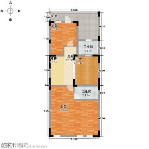 汇置尚都4室2厅4卫0厨252.00㎡户型图