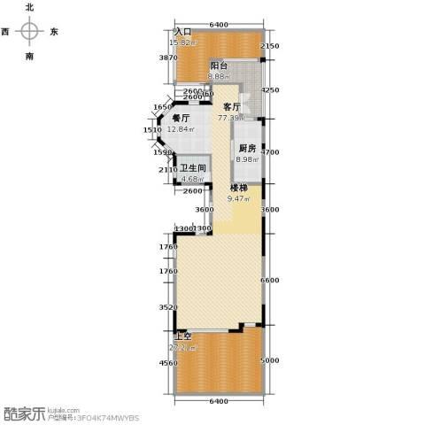 汇置尚都4室3厅4卫0厨268.00㎡户型图