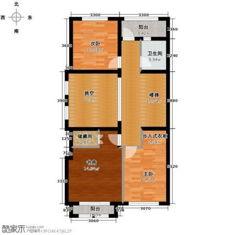 海亮九玺【九台别墅】3室0厅1卫0厨424.00㎡户型图