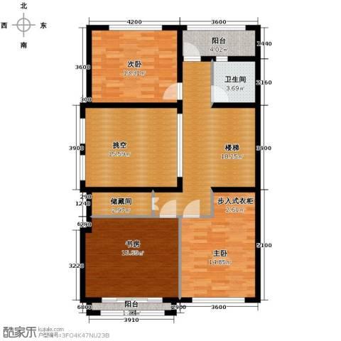 海亮九玺【九台别墅】3室0厅1卫0厨495.00㎡户型图