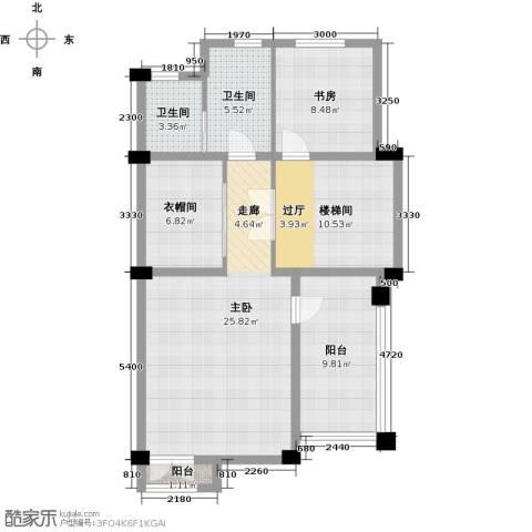 保亿丽景山2室0厅2卫0厨78.00㎡户型图