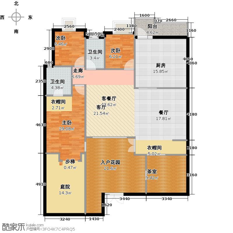 遵义汇川国际温泉旅游城158.01㎡户型10室