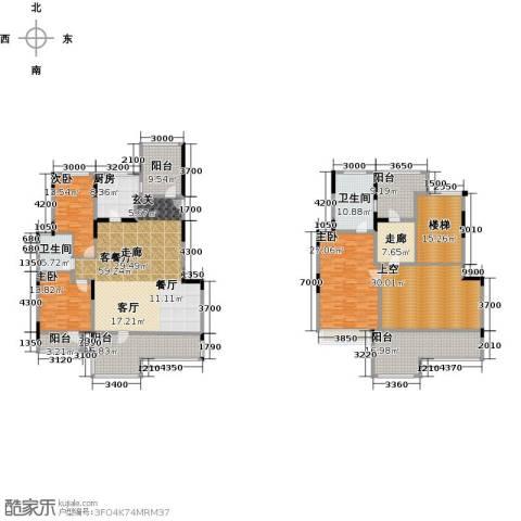 汇置尚都3室2厅2卫0厨246.29㎡户型图