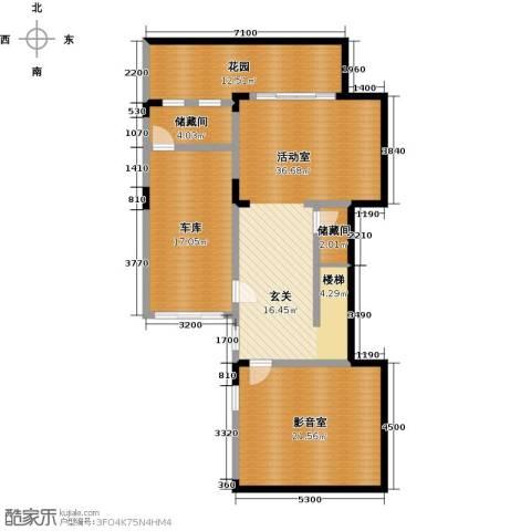 佳兆业东戴河6室3厅3卫0厨295.00㎡户型图