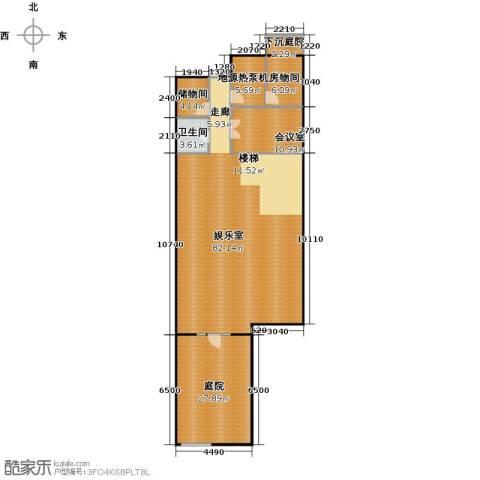 红星威尼斯庄园188.00㎡户型图