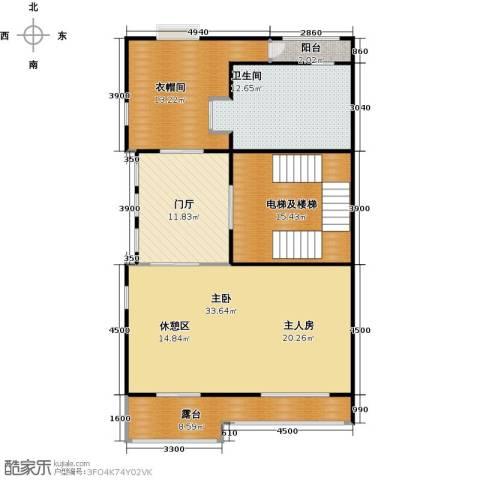 中海紫御公馆415.00㎡户型图