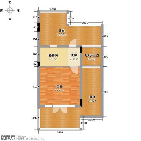 保利生态城4室3厅2卫0厨91.00㎡户型图