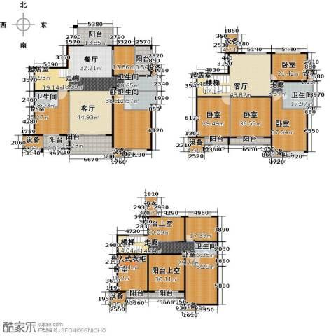 星河国际6室3厅5卫0厨677.39㎡户型图