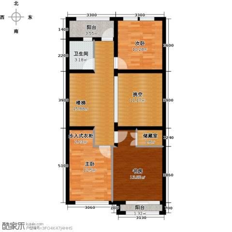 海亮九玺【九台别墅】3室0厅1卫0厨411.00㎡户型图