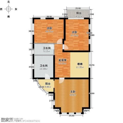 珠江・紫宸山147.00㎡户型图