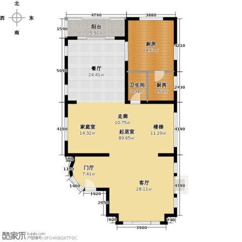 珠江・紫宸山162.00㎡户型图