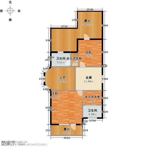红星海世界观2室0厅2卫0厨114.37㎡户型图