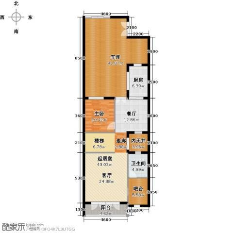 保利生态城4室4厅2卫0厨296.00㎡户型图