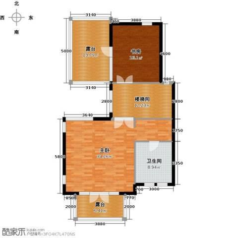 保利生态城2室0厅1卫0厨398.00㎡户型图