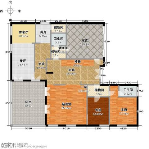 moma万万树(二期)2室0厅2卫0厨287.00㎡户型图