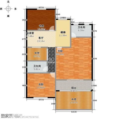荆溪人家3室0厅2卫0厨195.00㎡户型图