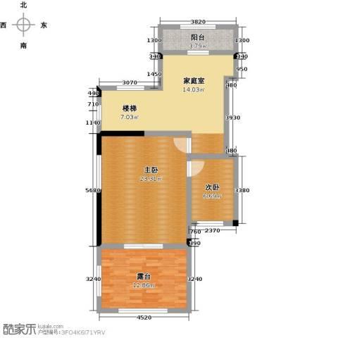 天保美墅林2室0厅0卫0厨395.00㎡户型图