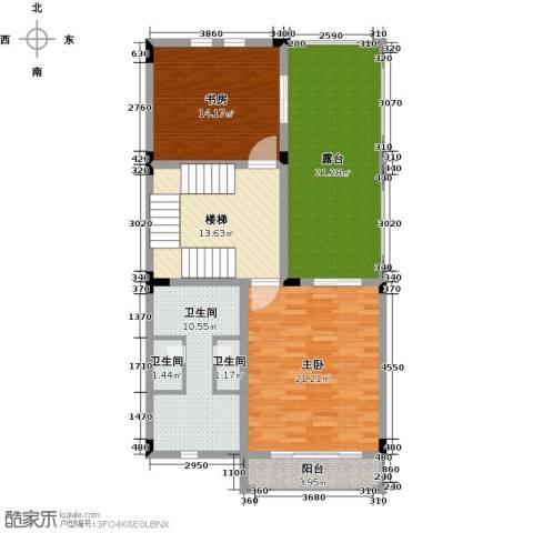 中信凯旋公馆2室0厅3卫0厨368.00㎡户型图