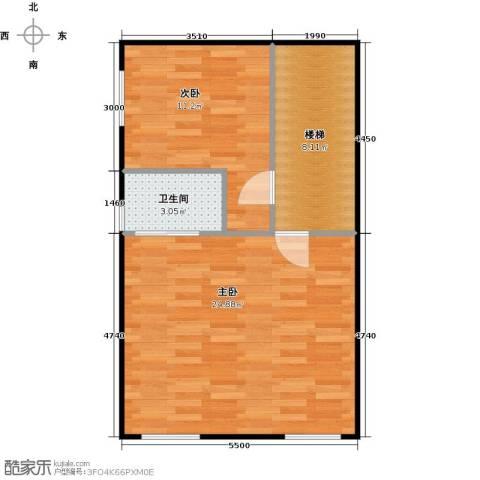 荔城碧桂园2室0厅1卫0厨171.00㎡户型图