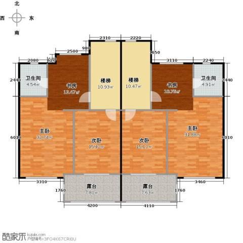 荔城碧桂园4室0厅2卫0厨279.00㎡户型图