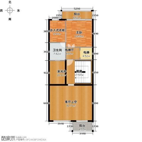 皇马郦宫1室0厅1卫0厨175.00㎡户型图
